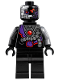 Minifig No: njo268  Name: Nindroid - Neck Bracket