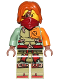 Minifig No: njo269  Name: Ronin - Hair