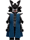 Minifig No: njo309  Name: Lord Garmadon - Armor and Robe, The LEGO Ninjago Movie (70612)