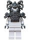 Minifig No: njo324  Name: Stone Snake Temple Guardian Statue
