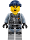 Minifig No: njo341  Name: Shark Army Gunner / Charlie