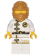 Minifig No: njo343  Name: Mannequin with Hood (70620)