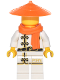 Minifig No: njo344  Name: Mannequin with Hat and Scarf (70620)