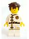Minifig No: njo348  Name: Jay - White Wu-Cru Training Gi