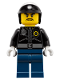 Minifig No: njo357  Name: Officer Toque