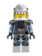 Minifig No: njo362  Name: Shark Army Great White - Scuba Suit (10739)