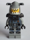 Minifig No: njo366  Name: Hammer Head - Dark Red Beard, Small Knee Plates (70610)