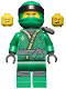 Minifig No: njo387  Name: Lloyd - Sons of Garmadon