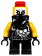 Minifig No: njo394  Name: Nails (70640)