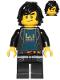 Minifig No: njo436  Name: Cole, Pixels Bars