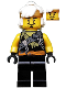 Minifig No: njo467  Name: Teen Wu (Sensei Wu) (Dragon Hunter Disguise)