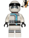 Minifig No: njo471  Name: Zane, Clip and Harpoon on Back - Sons of Garmadon