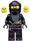 Minifig No: njo493  Name: Cole (Legacy)