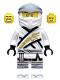 Minifig No: njo494  Name: Zane (Legacy)