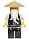 Minifig No: njo495  Name: Sensei Wu (Legacy)