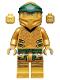 Minifig No: njo499  Name: Lloyd - Golden Ninja (Legacy)