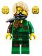 Minifig No: njo517  Name: Lloyd - Secrets of the Forbidden Spinjitzu (Hair)