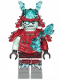 Minifig No: njo518  Name: Blizzard Warrior