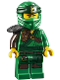 Minifig No: njo544  Name: Lloyd - Secrets of the Forbidden Spinjitzu