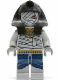 Minifig No: pha003  Name: Mummy Warrior 1