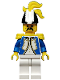 Minifig No: pi004  Name: Imperial Soldier - Governor