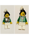 Minifig No: pi015  Name: Imperial Armada - Green Captain