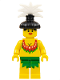 Minifig No: pi066  Name: Islander, Female