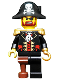 Minifig No: pi081  Name: Captain Brickbeard