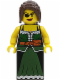 Minifig No: pi126  Name: Pirate Female, Skirt
