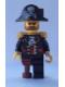 Minifig No: pi142  Name: Captain Brickbeard, No Eyepatch