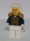 Minifig No: pi149  Name: Admiral (Head 4506812)