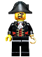Minifig No: pi171  Name: Pirate Chess King