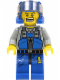 Minifig No: pm020  Name: Power Miner - Doc, Visor