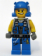 Minifig No: pm021  Name: Power Miner - Engineer