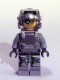 Minifig No: pm032  Name: Power Miner - Brains, Gray Outfit