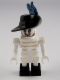 Minifig No: poc003  Name: Skeleton Barbossa