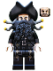 Minifig No: poc007  Name: Blackbeard