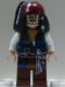 Minifig No: poc010  Name: Captain Jack Sparrow Cannibal