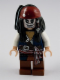 Minifig No: poc012  Name: Captain Jack Sparrow Skeleton