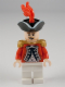 Minifig No: poc018  Name: King George's Officer