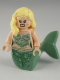 Minifig No: poc020  Name: Mermaid, Curved Tail