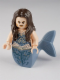 Minifig No: poc025  Name: Mermaid Syrena
