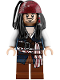 Minifig No: poc035  Name: Captain Jack Sparrow Filigree Vest
