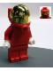 Minifig No: rac033  Name: F1 Ferrari Pit Crew Member, Fuel - without Torso Stickers