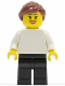 Minifig No: rac053  Name: F1 Ferrari Fuel Engineer (30196)
