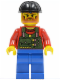 Minifig No: rck002  Name: Bandit