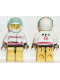 Minifig No: rsq009  Name: Res-Q 3 - Yellow Legs