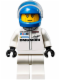 Minifig No: sc032  Name: Porsche 919 Hybrid Driver
