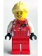 Minifig No: sc056  Name: Ferrari 488 GT3 Scuderia Corsa Driver