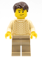 Minifig No: sc062  Name: Race Visitor Male
